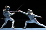 More Martial Arts and Olympic Competition