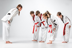 Kids Self Defense Raleigh