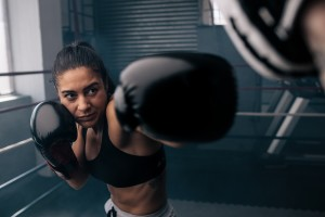 boxing classes in raleigh for women
