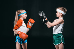 Raleigh boxing classes for kids